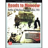 Roads to Moscow - Battles of Mozhaysk and Mtsensk 1941 (wargame GMT en VO)