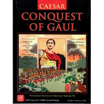 Caesar - Conquest of Gaul - Great Battles of History Volume VI (wargame GMT en VO) 003