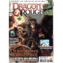 Dragon Rouge N° 6 (magazine de jeux de rôles) 004