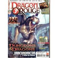 Dragon Rouge N° 4 (magazine de jeux de rôles) 003