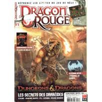 Dragon Rouge N° 3 (magazine de jeux de rôles) 002