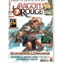 Dragon Rouge N° 2 (magazine de jeux de rôles) 003