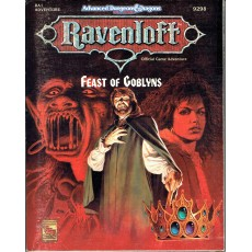 Ravenloft - RA1 Feast of Goblyns (jdr AD&D 2ème édition en VO)