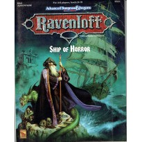 Ravenloft - RA2 Ship of Horror (jdr AD&D 2ème édition en VO)