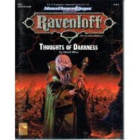Ravenloft - RQ2 Thoughts of Darkness (jdr AD&D 2ème édition en VO) 001