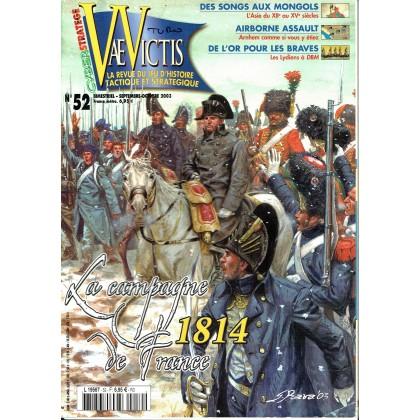 Vae Victis N° 52 (La revue du Jeu d'Histoire tactique et stratégique) 004
