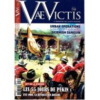 Vae Victis N° 136 avec wargame (Le Magazine du Jeu d'Histoire) 001