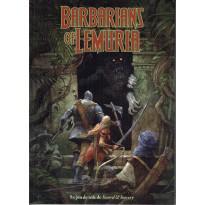 Barbarians of Lemuria - Jeu de rôle Edition Mythic (livre de base jdr en VF)