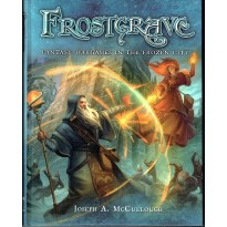 Frostgrave - Fantasy Wargames in the Frozen City (Livre de règles Osprey Wargames en VO) 001
