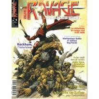 Ravage N° 1 (le Magazine des Jeux de Stratégie Fantastique) 001