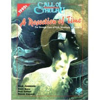 A Resection of Time (Rpg Call of Cthulhu 1990s en VO) 001