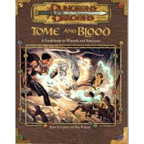 Tome and Blood (jdr Dungeons & Dragons 3.0 en VO)