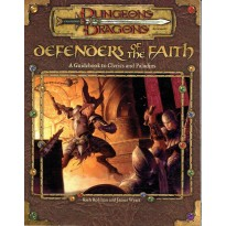 Defenders of the Faith (jdr Dungeons & Dragons 3.0 en VO)