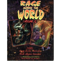 Rage across the World - Volume 2 (jdr Werewolf The Apocalypse en VO)
