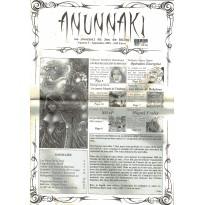 Anunnaki N° 5 (fanzine Le Journal du Jeu de Rôles en VF) 001