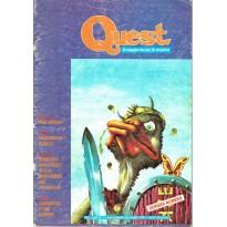 Quest N° 7 + N° 6 offert (fanzine de jeux de rôle en VF) 001