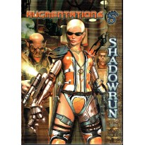 Augmentations (jdr Shadowrun V4 en VF)