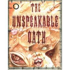 The Unspeakable Oath N° 10 (Rpg Call of Cthulhu en VO)