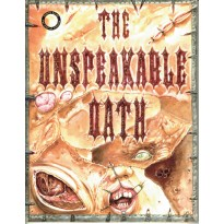 The Unspeakable Oath N° 10 (Rpg Call of Cthulhu en VO) 001