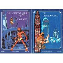 Lot Les Chevaliers de l'Orage & Le Charognard (jdr Premières Légendes de la Table Ronde en VF)