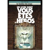 Loup Solitaire N° 19 - Le Combat des Loups (Un livre dont vous êtes le Héros) 001