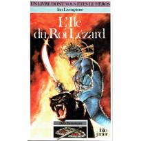 267 - L'Ile du Roi Lézard (Un livre dont vous êtes le Héros - Gallimard) 003