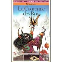 310 - La Couronne des Rois (Un livre dont vous êtes le Héros - Gallimard) 002
