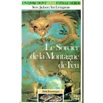 252 - Le Sorcier de la Montagne de Feu (Un livre dont vous êtes le Héros - Gallimard) 002