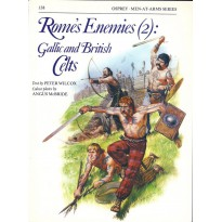 Rome's Ennemies (2): Gallic and British Celts (Osprey) 001