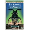 383 - Les Spectres de l'Angoisse (Un livre dont vous êtes le Héros - Gallimard) 002