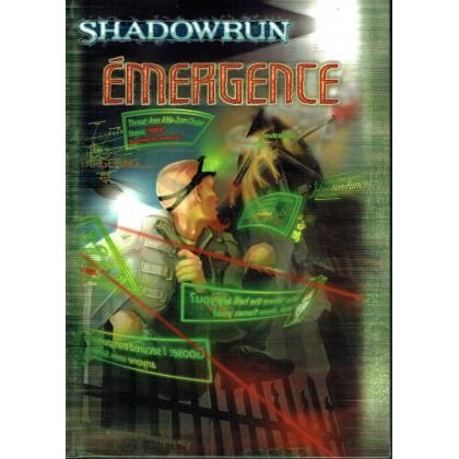 Emergence (jdr Shadowrun V4 en VF) 001