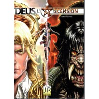 Deus L'Ascension - Livre de base (JDR Editions en VF) 001