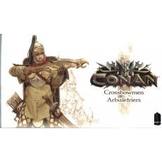 Conan - Arbalétriers (jeu de stratégie de Monolith en VF & VO)