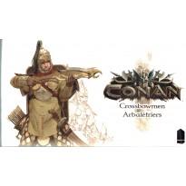 Conan - Arbalétriers (jeu de stratégie de Monolith en VF & VO) 001