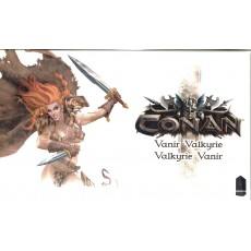 Conan - Valkyrie Vanir (jeu de stratégie de Monolith en VF & VO)