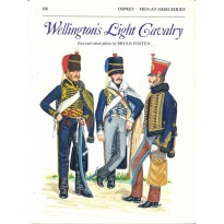 126 - Wellington's Light Cavalry (Livre Osprey)