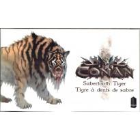 Conan - Tigre à dents de sabre (jeu de stratégie de Monolith en VF & VO) 001