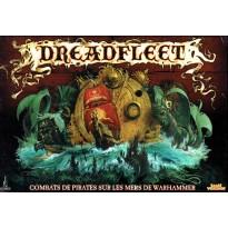 Dreadfleet - Combats de pirates sur les mers de Warhammer (jeu de stratégie Games Workshop en VF) 002
