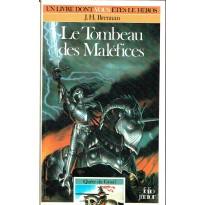 368 - Le Tombeau des Maléfices (Un livre dont vous êtes le Héros - Gallimard) 002
