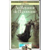 349 - Au Royaume de l'Epouvante (Un livre dont vous êtes le Héros - Gallimard) 001