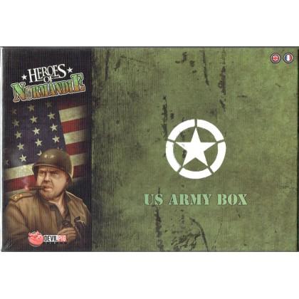 Heroes of Normandie - US Army Box (jeu de stratégie & wargame de Devil Pig Games en VF & VO) 001