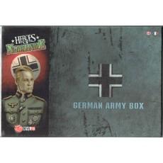 Heroes of Normandie - German Army Box (jeu de stratégie & wargame de Devil Pig Games en VF & VO)