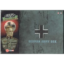Heroes of Normandie - German Army Box (jeu de stratégie & wargame de Devil Pig Games en VF & VO)