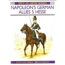 122 - Napoleon's German Allies (5): Hesse (livre Osprey)