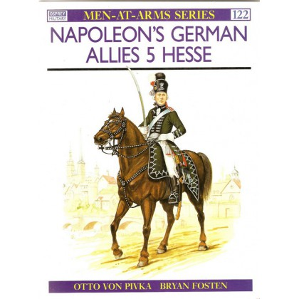 122 - Napoleon's German Allies (5): Hesse (Osprey) 001
