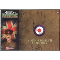 Heroes of Normandie - Commonwealth Army Box (jeu de stratégie & wargame de Devil Pig Games en VF)