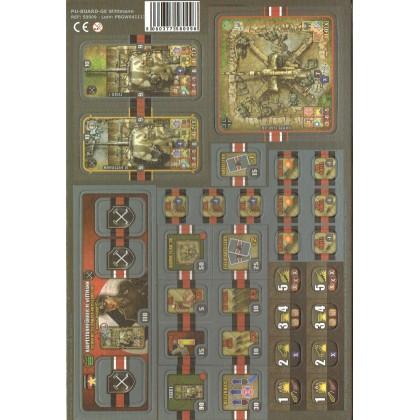 Heroes of Normandie - GE Wittmann (jeu de stratégie & wargame de Devil Pig Games en VF & VO) 002