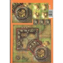 Heroes of Normandie - Ferme fortifiée (jeu de stratégie & wargame de Devil Pig Games en VF & VO)