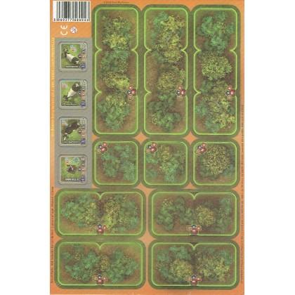 Heroes of Normandie - Extra Terrain Set 2 (jeu de stratégie & wargame de Devil Pig Games en VF & VO) 002