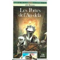 328 - Les Portes de l'Au-delà (Un livre dont vous êtes le Héros - Gallimard) 002